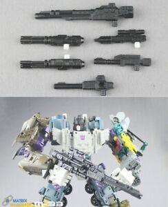 Matrix Workshop M-33 upgrade Kit for Combiner Wars Bruticus 6 in 1 guns