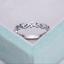 Minimalist-White-Sapphire-Hollow-Flower-Thin-Ring-925-Silver-Wedding-Jewelry thumbnail 1