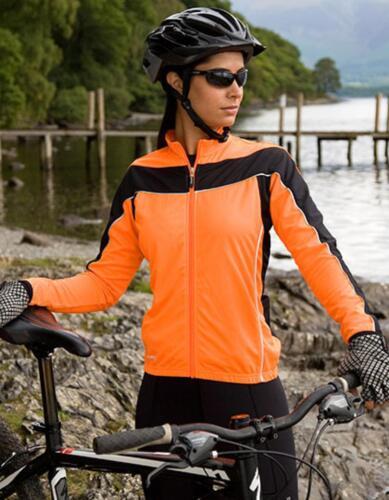 Damen Bikewear Long Sleeve Sport JackeSPIRO