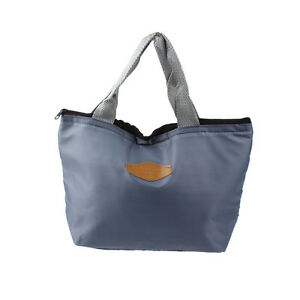 Waterproof-Portable-Picnic-Insulated-Food-Storage-Box-Lunch-Carry-Tote-Bag-NEW