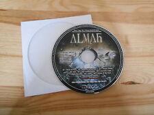 CD Metal Almah - Same / Untitled Album (10 Song) Promo AFM REC - disc only -