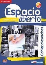 Espacio Abierto: Espacio Abierto Niveau 2 Cahier D'exercices by Emilio José...