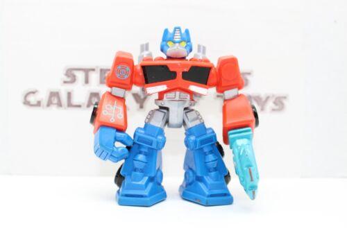 Playskool Heroe Transformers Rescue Bots Optomius Prime