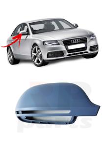 Para-Audi-A5-07-10-A3-08-10-Nueva-Ala-Cubierta-De-Espejo-Tapa-Para-Pintar-Derecho-O-S