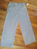 Ann Taylor Loft Womens Sand Color Dress Stretch Pants Size:2 Ann