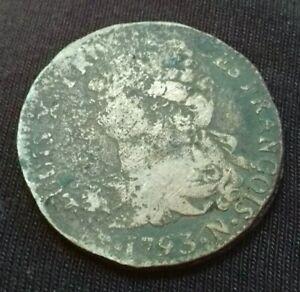 2-Sols-Louis-XVI-1793-N-Montpellier