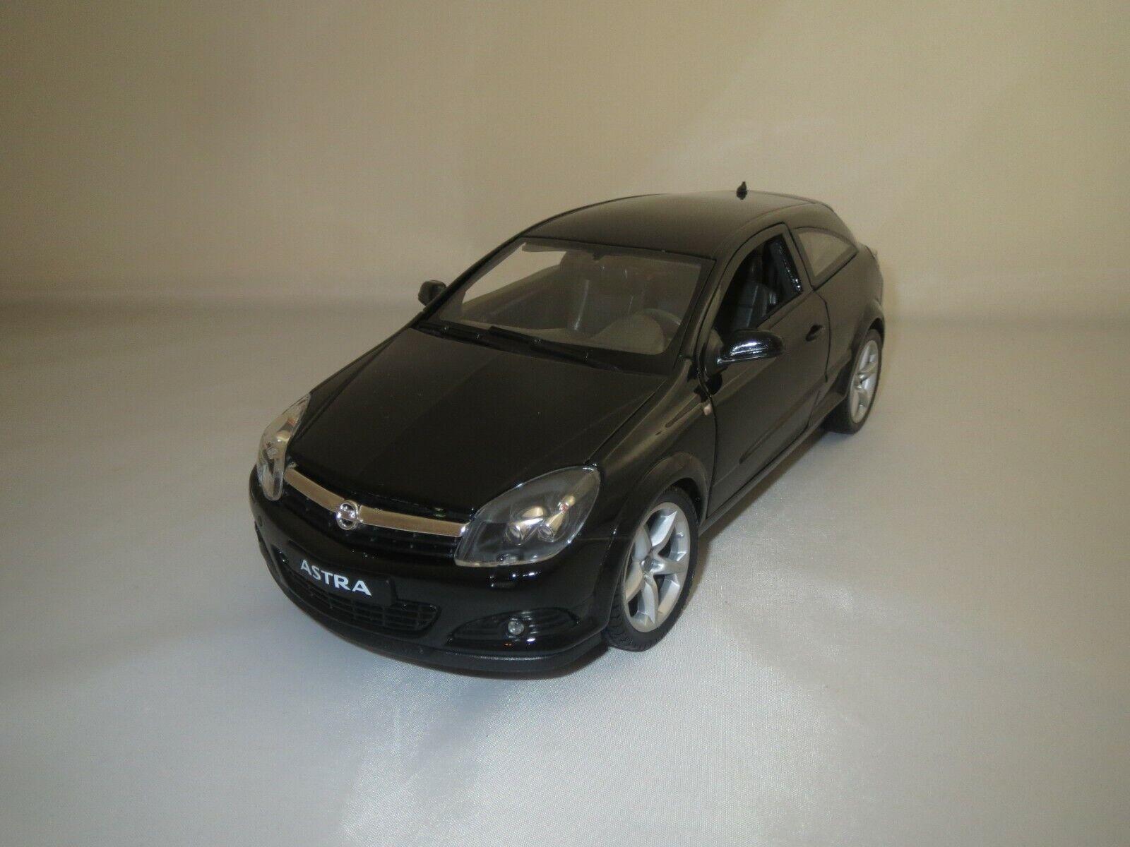 buscando agente de ventas WELLY Opel Astra Astra Astra GTC  2005  (negro) 1 18 sin embalaje   ventas en linea