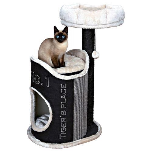 TRIXIE Tiragraffi per gatti gatti gatti Susana nero crema, UVP 119,00 EUR, NUOVO 3fd846
