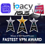 5-years-Ivacy-VPN-pre-installed-protect-all-connected-devices-ASUS-Router Indexbild 1