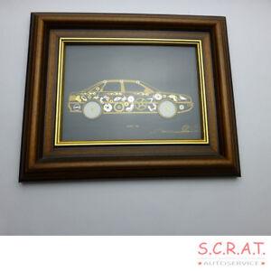 Ken Broadbent England Bild Aus Uhrenteilen Audi 90 Ebay