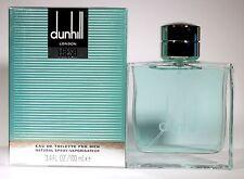 Dunhill London Fresh 3.3/3.4oz Edt Spray For Men New In Box
