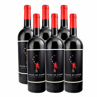 House Of Cards 2014 Napa Valley Red Wine (6 Bottles) on sale