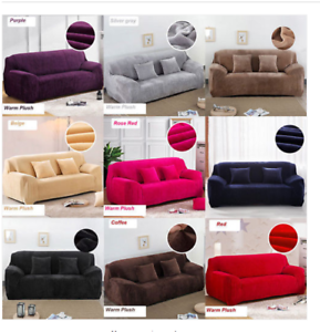 Image Is Loading 1 2 3 4 Seater Stretch Sofa Protector