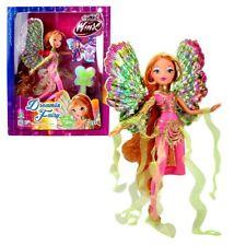 Flora | Dreamix Fairy Puppe | Winx Club | World of Winx | Magisches Gewand