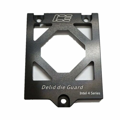 CPU Opener Delid Die Guard Cover Compatible 4 6 7 8 Series 6700K 7700K 8700K etc