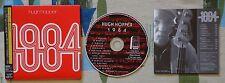 Hugh Hopper Mini LP CD 1984 - Soft Machine Prog Fusion- Japanese Import ARC-7236