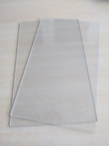 PAIR OF CUTTING PLATES EMBOSSING PADS compatible sizzix BIG SHOT PLUS