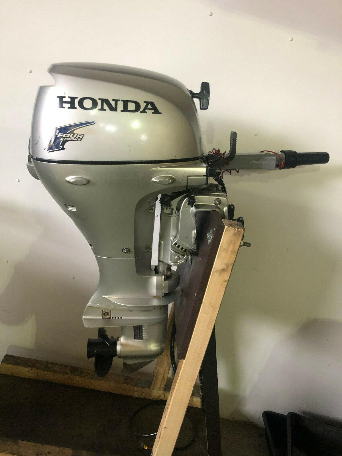 Aussenborder Honda 20 PS PS PS Kurzschaft Handstart  Pinne Ladespule 2009 f58a0b