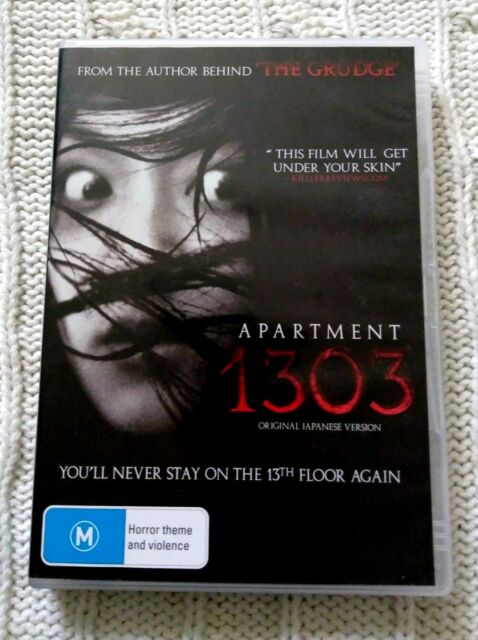Apartment 1303 Dvd Region 4 Like New Free Post In Australia
