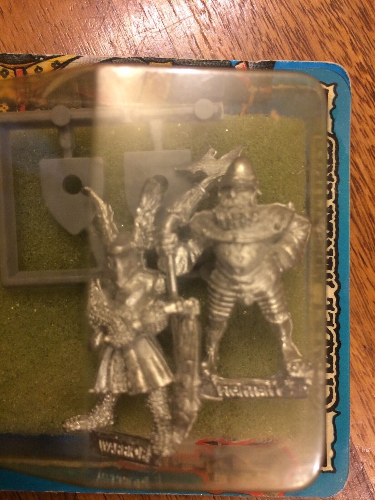 Citadel Warriors Knight With Flail And Halbadier Halbadier Halbadier  Games Workshop Metal OOP a54d68