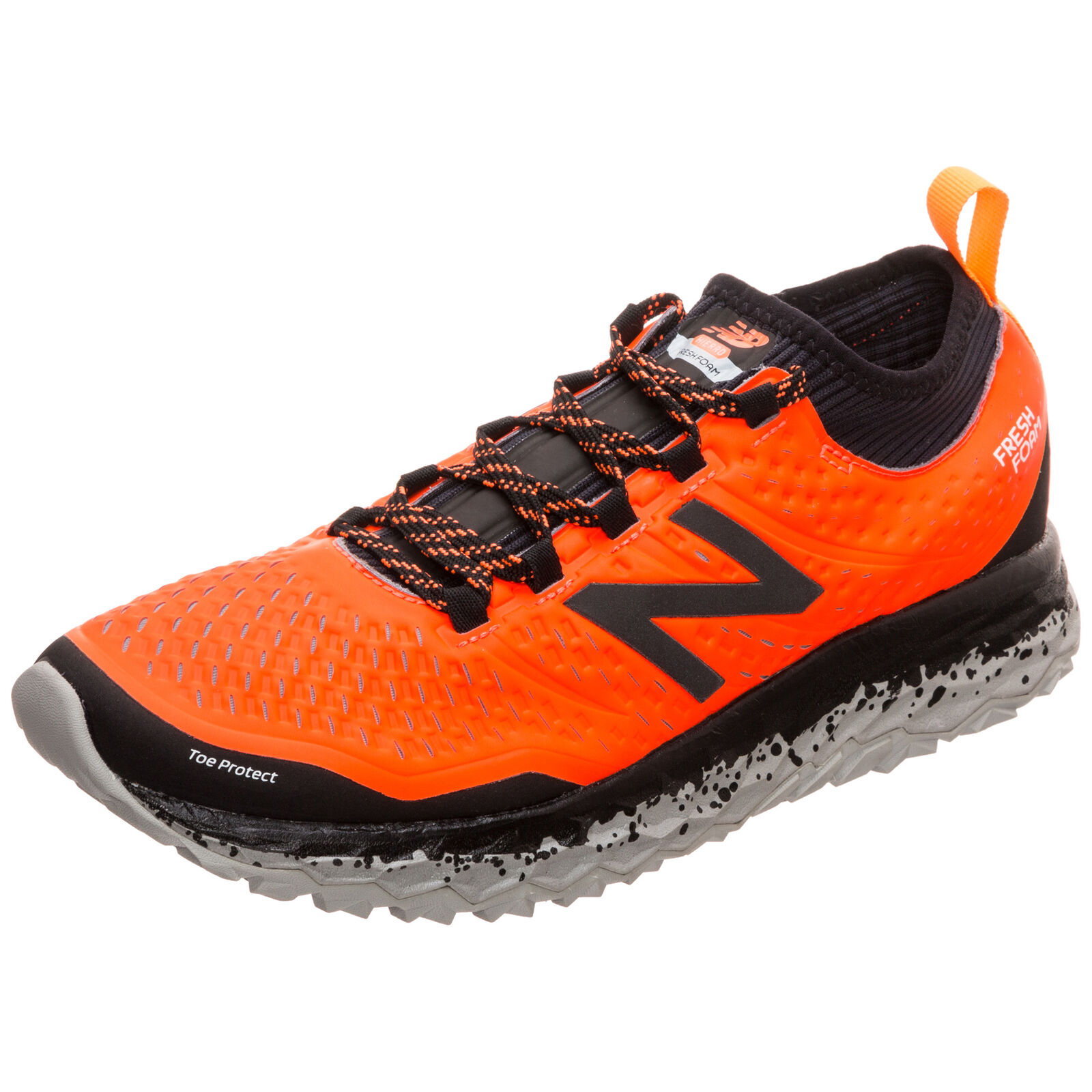 100% authentic 78d63 9cd8b New Balance Fresh Foam Hierro v3 v3 v3 Trail Laufschuh Herren Orange NEU  250a2c