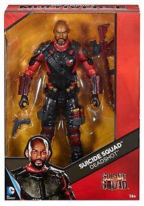 DC Comics Multiverse Suicide Squad Deadshot Action Figure 12/'/' Toy By Mattel