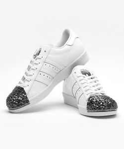 ADIDAS WMNS SUPERSTAR 80S METAL-TOE WHITE