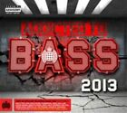 Addicted to Bass 2013 by Various Artists (CD, Mar-2013, 3 Discs, Ministry of Sound)