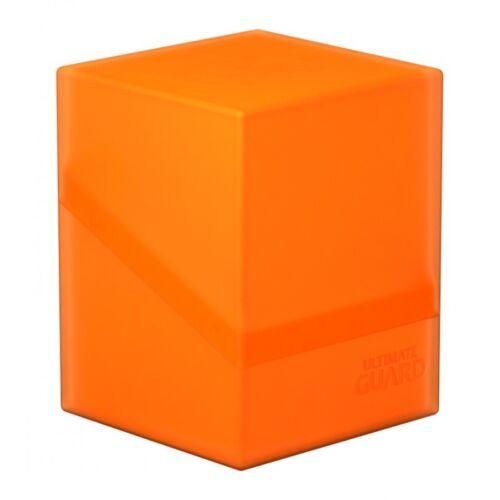 Deck Box Case Poppy Topaz Ultimate Guard Boulder 100