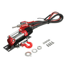 Winch Traction System For 1/10 Axial SCX10 Remote Control Automatic Crawler RC