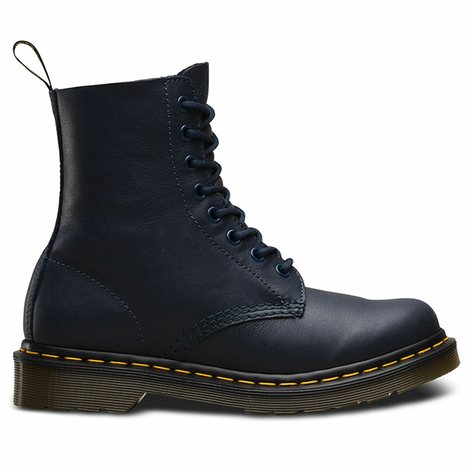 Dr.Martens Pascal 8 Eyelet Virginia Blue Womens Boots