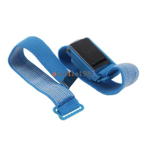 5PCS Wireless Cordless Anti-Static Wrist-Band Wristband Strap Discharge Cables