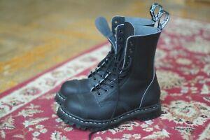 Gripfast Vegan Steel Toe Combat Boots