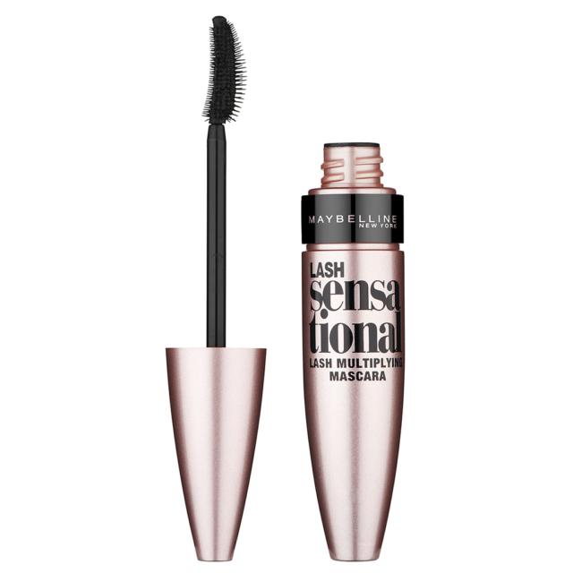 Maybelline Lash Sensational Multiplying Mascara - Black 9.5ml *NEW*