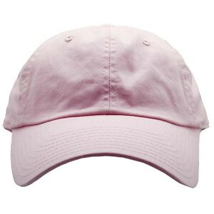 5fec37f037bc4 Image is loading NWT-AMERICAN-NEEDLE-Pink-Washed-Slouched-Raglan-Hat-