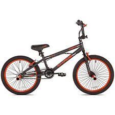 """20"""" Kent Chaos Boys' Bike Matte Gray/Orange New"""