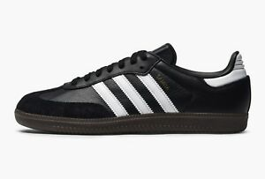 new product e00ff 65957 Image is loading Adidas-Originals-Men-039-s-SAMBA-OG-Shoes-