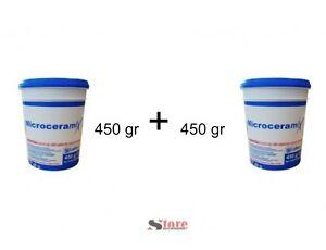 Microceramix CÉramique Additif Peinture Isolement Thermique 2 Pièces 450 Gr +