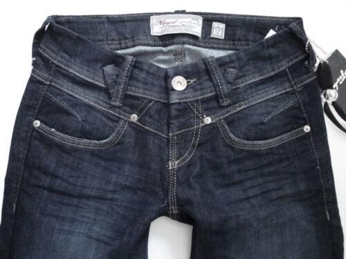 W29 L32  Neu MOGUL  Jeans  ROBIN  STRETCH  DENIM  gloom  Blau  Raw  W26 L34