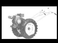 DAVID BRADLEY TRACTOR MANUALS - 140pgs for Super 3 Power Deluxe Service & Repair