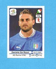 PANINI-EURO 2012-Figurina n.324- DE ROSSI - ITALIA -NEW
