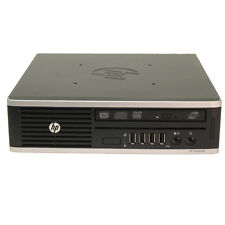 HP Elite 8300 Ultra-Slim Desktop, Intel Core i7-3770s 3.1GHz, 8GB Memory, 320GB