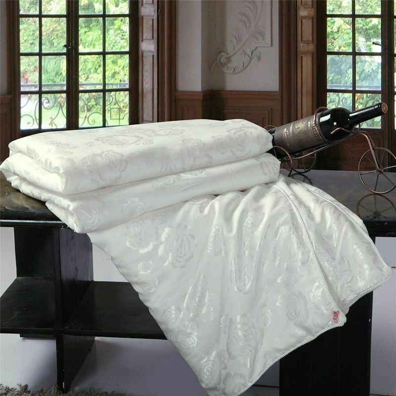 Comforter Blanket Soft Warm Duvet Warm Quilt Bedding Sheet Winter Bed Covers New