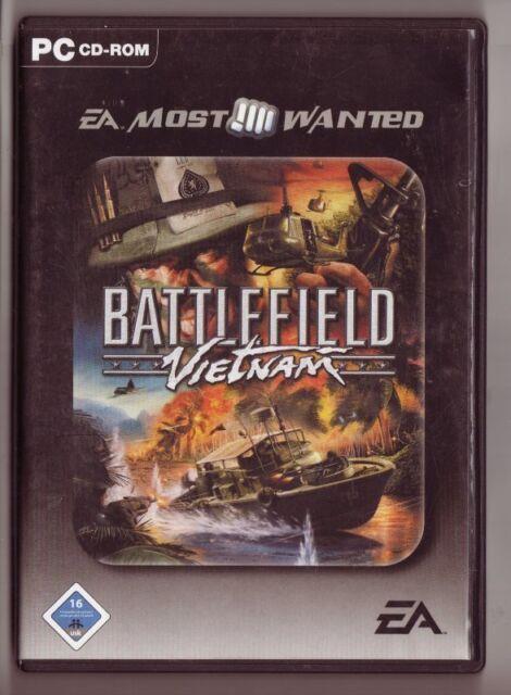 Battlefield Vietnam Dschungel Shooter Militär Armeen Flugzeuge PC Spiel