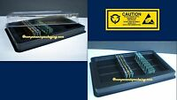 Ddr Ram Memory Tray Case For Server Pc Dimm Modules - Lot Of 2 5 10 25 Trays