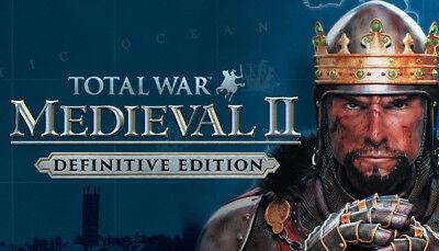 Medieval II 2 Total War Collection Steam Key (PC/MAC/LINUX) - REGION FREE -    eBay