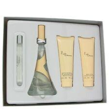 Nude By Rihanna perfume GIFT SET 3.4 oz EDP 100 ml by RIHANNA FOR WOMEN 4 pcs