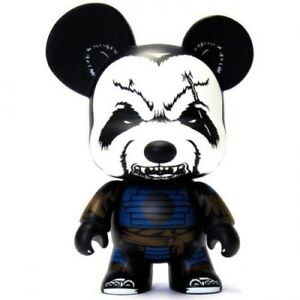 """Pandaimyo Bear 5"""" Mini Qee -Royal Guard Edition- John-Paul Kaiser 1/300"""