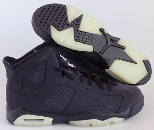 huge discount 25483 badda Image is loading NIKE-AIR-JORDAN-6-RETRO-GG-PURPLE-DYNASTY-