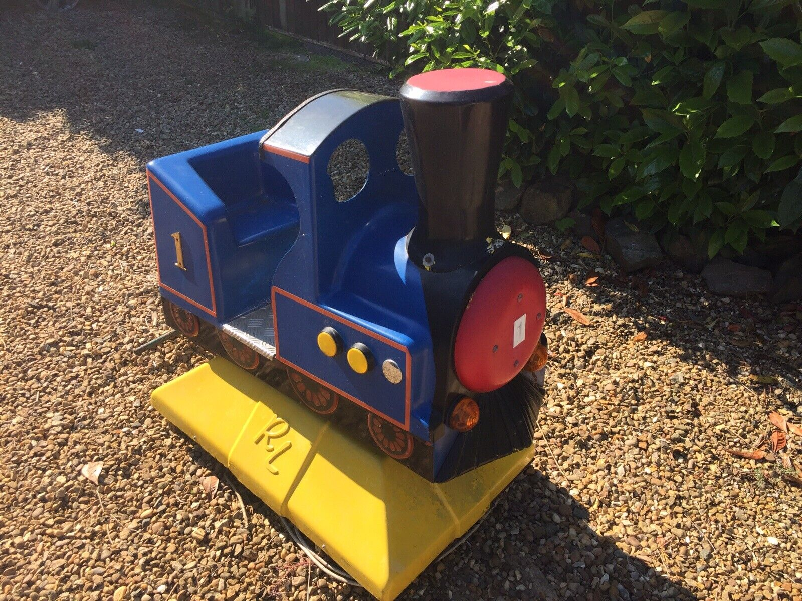 coin operated kiddy rides amusement s